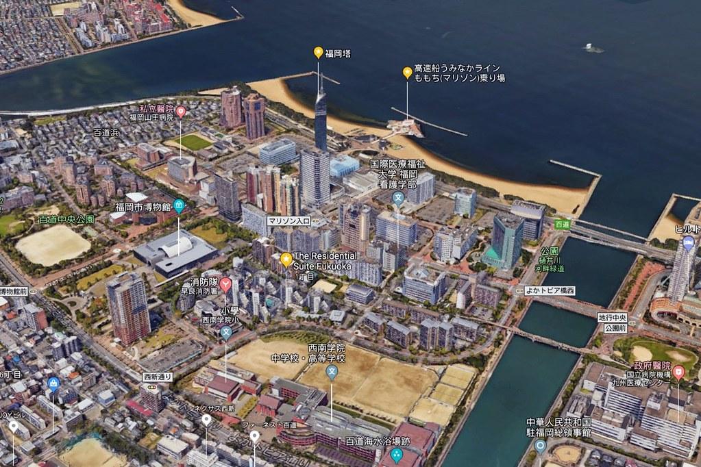 The Residential Suites Fukuoka 1