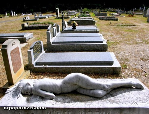 اغرب المقابر في العالم (6)