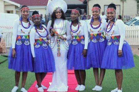 Zulu Traditional Wedding Dresses 2018 Fashiong4
