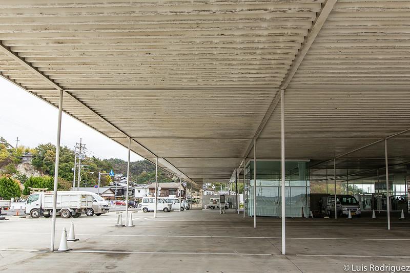 Terminal de ferries Marine Station Naoshima