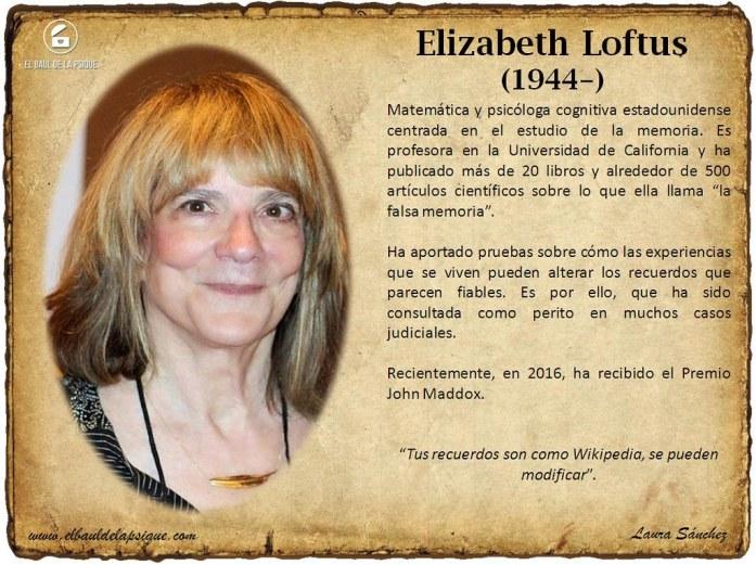 Elizabeth Loftus