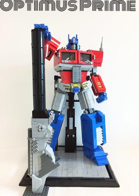 Lego - Optimus Prime!