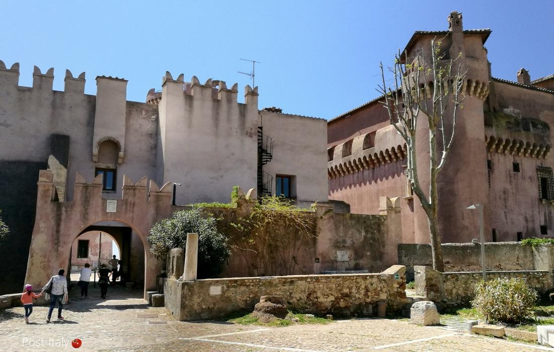 Castelo de Santa Severa