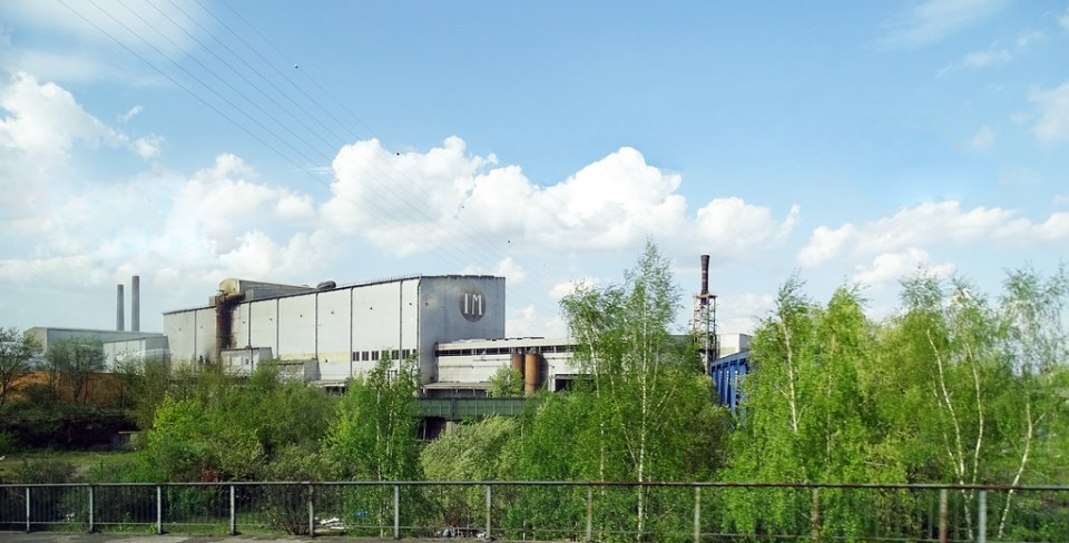 barrio industrial Charleroi Belgica 06