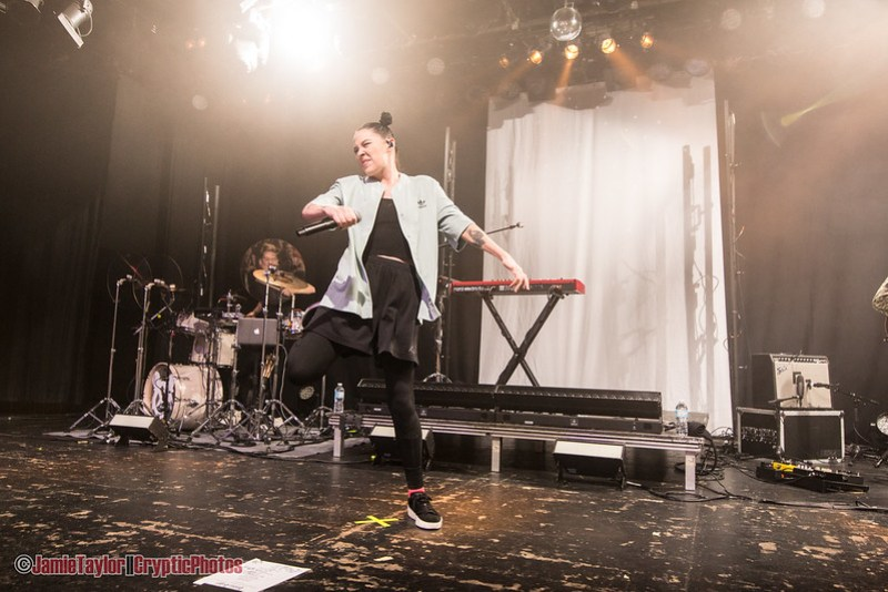 Bishop Briggs + Little Destroyer @ The Commodore Ballroom - April 27th 2018