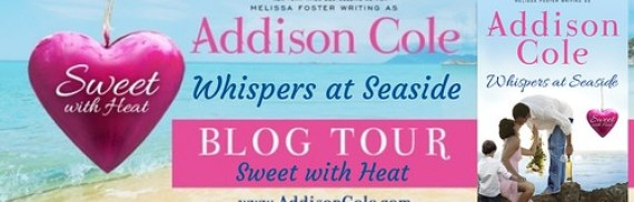 whispers at seaside blog tour review