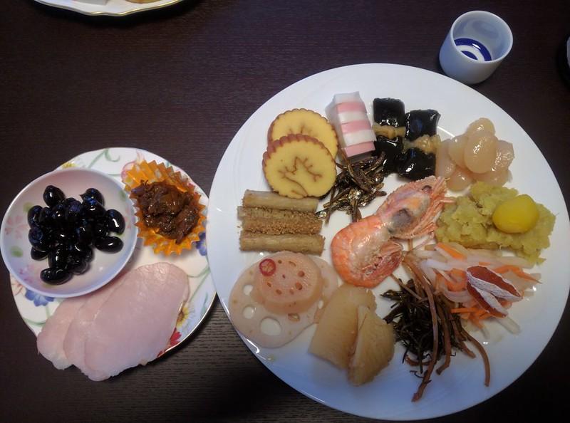 おせち料理2017