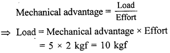 Selina Concise Physics Class 6 ICSE Solutions - Simple Machines 18