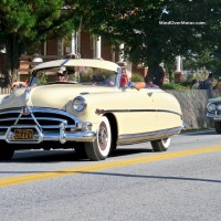 1952 Hudson Hornet Convertible at the AACA Fall Meet in Hershey