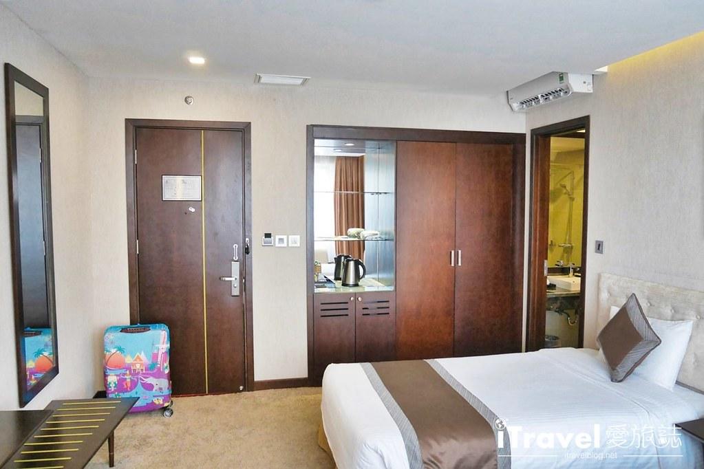 越南孟清河內中心酒店 (13)