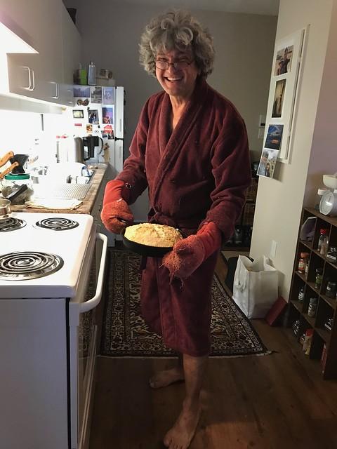Owen Sound Red robe Irish Soda Bread