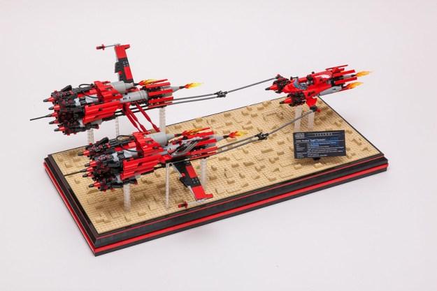 """""""Eagle"""" Podracer MOC - 1"""
