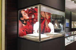 Sintra Display Case for Pasquale Bruni