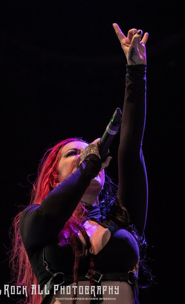 New Years Day - Riverbend Music Center - Cincinnati, Ohio - 5/4/