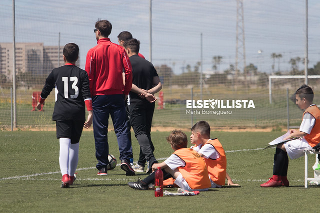 Sevilla FC 'C' 5-1 CD Utrera (2ª Andaluza Alevín - 2ª Fase G.2