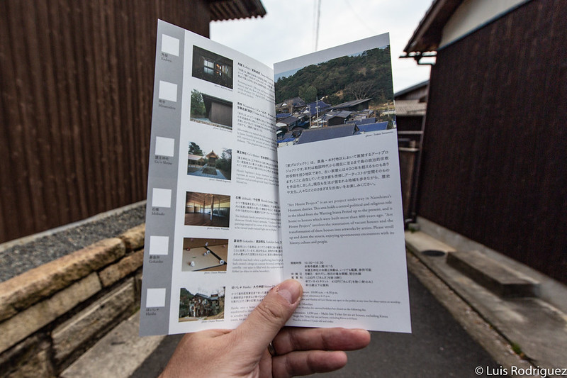 Billete combinado Art House Project en Naoshima