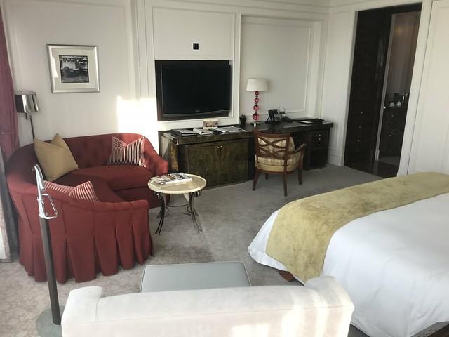 Grand Deluxe Room - St Regis Singapour