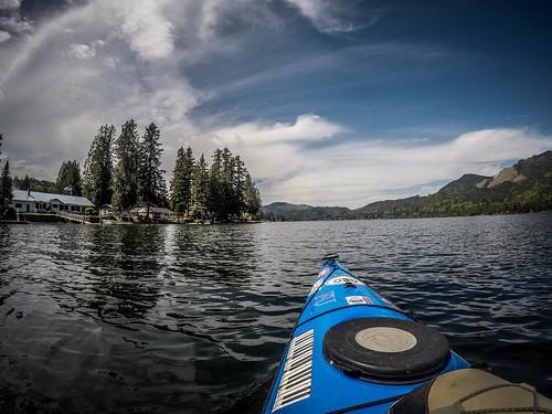 Lake Samish Paddling-38