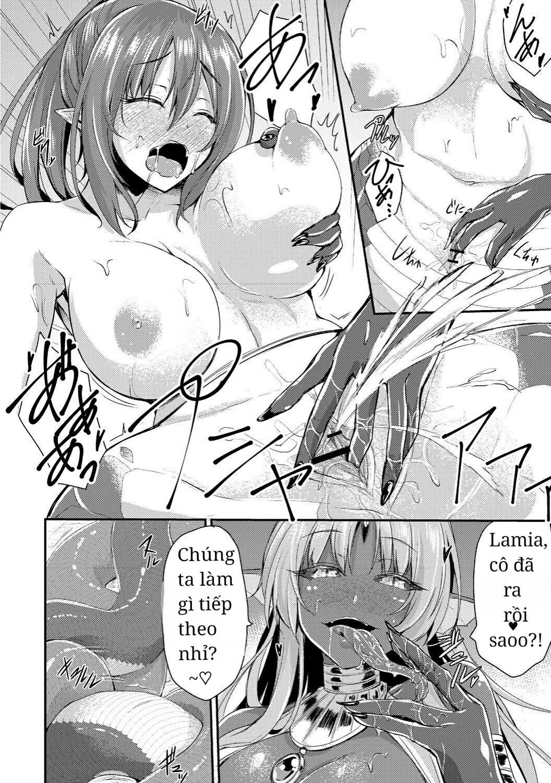 Hình ảnh  in Echidna-sama's Way To Kill Time