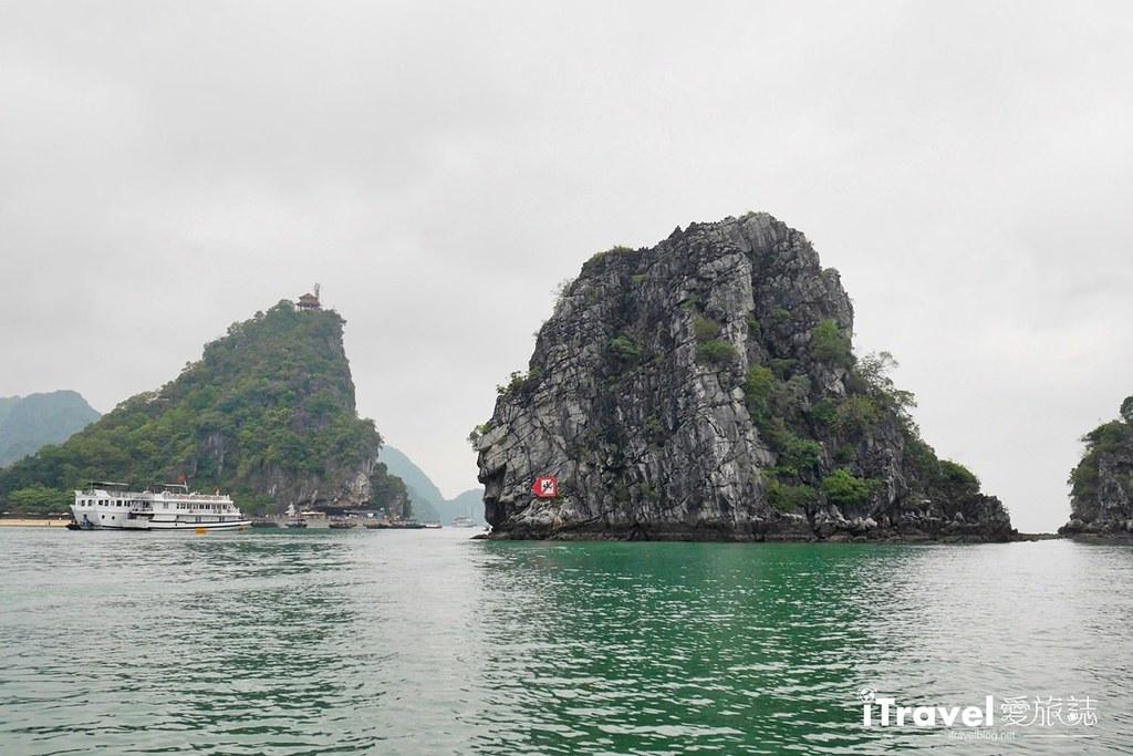 越南下龍灣天堂島 (5)