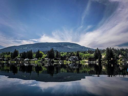 Lake Samish Paddling-63