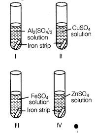 NCERT Solutions for Class 10 Science Chapter 3 Metals and