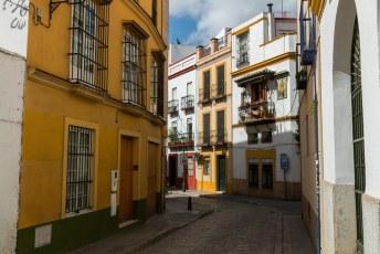 Net als Córdoba, Malaga en Granada is ook het historisch centrum van Sevilla een lust voor het oog.