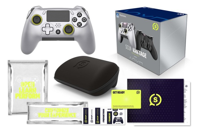 SCUF Vantage for PS4