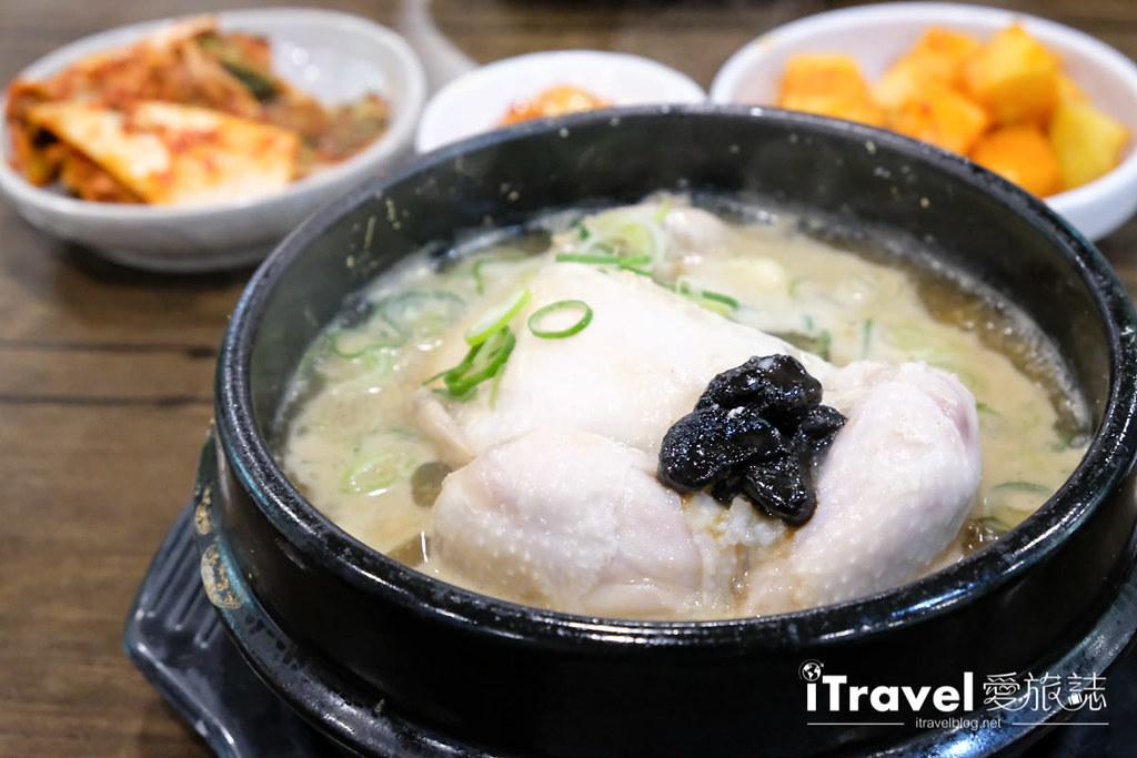 首爾美食餐廳 北村百年土種蔘雞湯 (20)