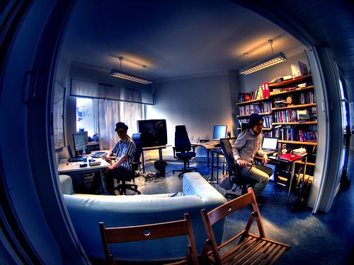 Office: research in progress