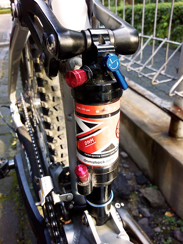Thrill Fervent 1_0 Rear Shock DNM