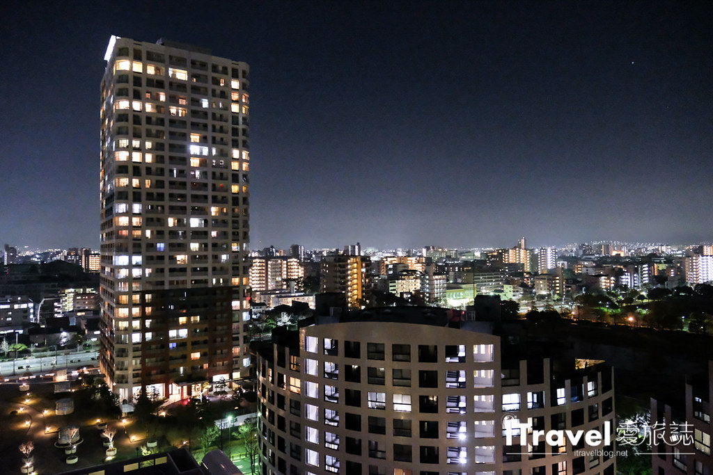 福岡飯店推薦 The Residential Suites Fukuoka (35)