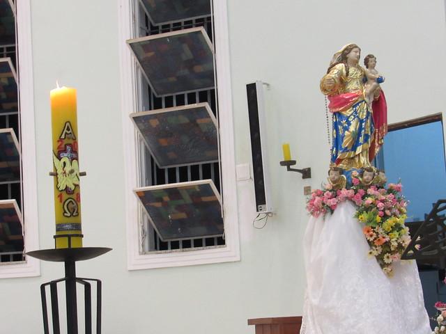 Coroação Primeiro Domingo de Maio