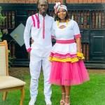 sepedi traditional dresses 2018