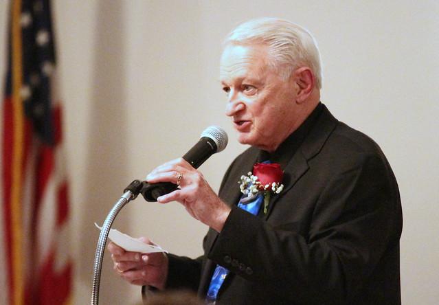 2018 MWCA Bartelma Hall of Fame inductee Ed Kane. 180428BJF0989