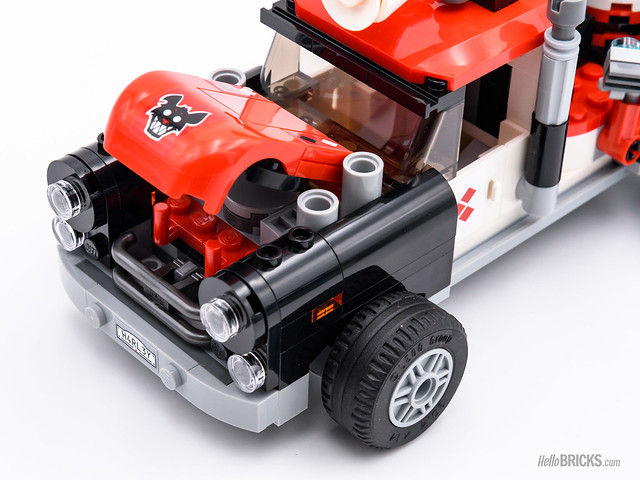 REVIEW LEGO 70921 Harley Quinn Cannonball Attack