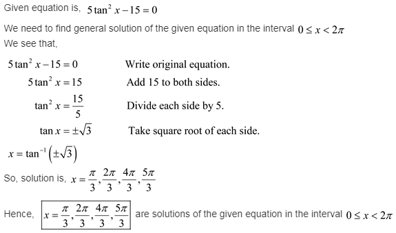 larson-algebra-2-solutions-chapter-14-trigonometric-graphs-identities-equations-exercise-14-4-20e