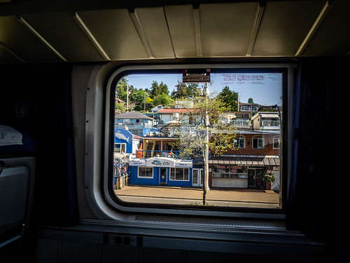 Amtrak Cascades to Vancouver-48