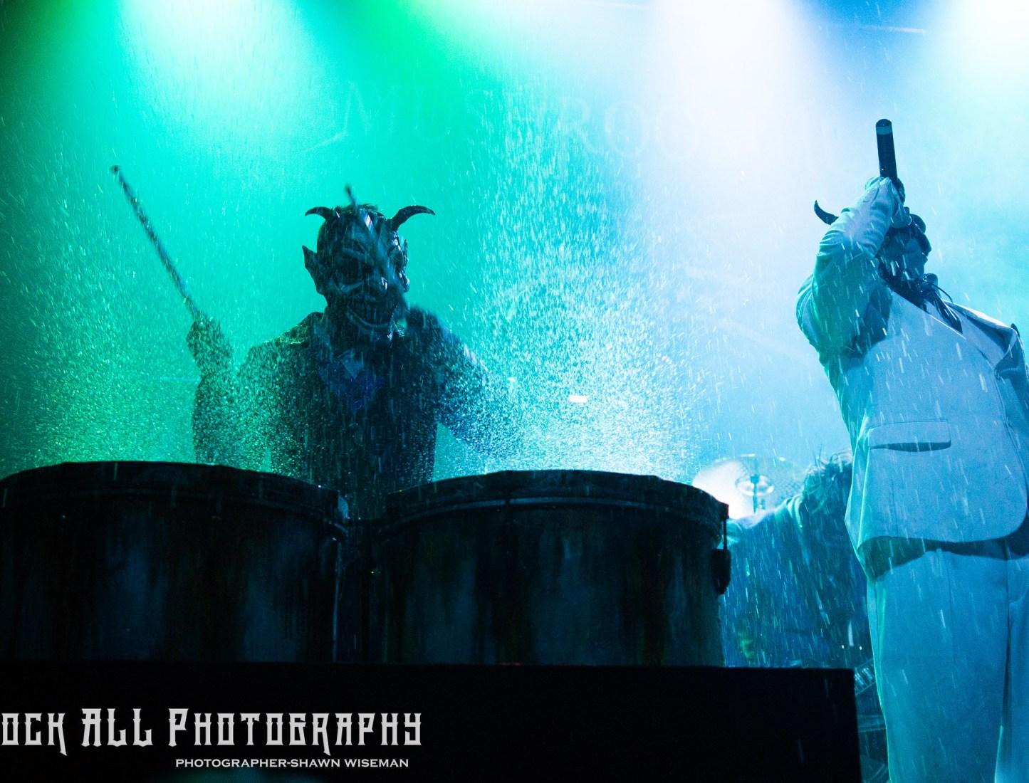 Mushroomhead - Madison Theater - Covington, KY - 4/29/18