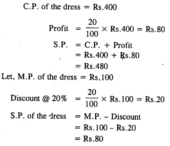 selina-concise-mathematics-class-8-icse-solutions-profit-loss-and-discount-D-10
