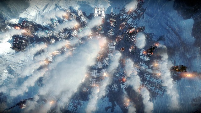 Frostpunk - City of Steam