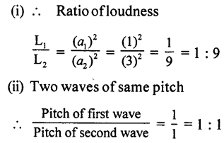 Selina Concise Physics Class 8 ICSE Solutions - Sound 14.1