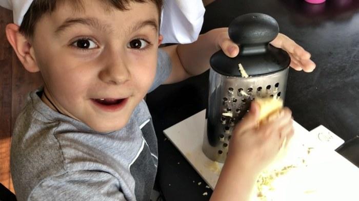 Хлебные кексики с омлетом от повара Вовы