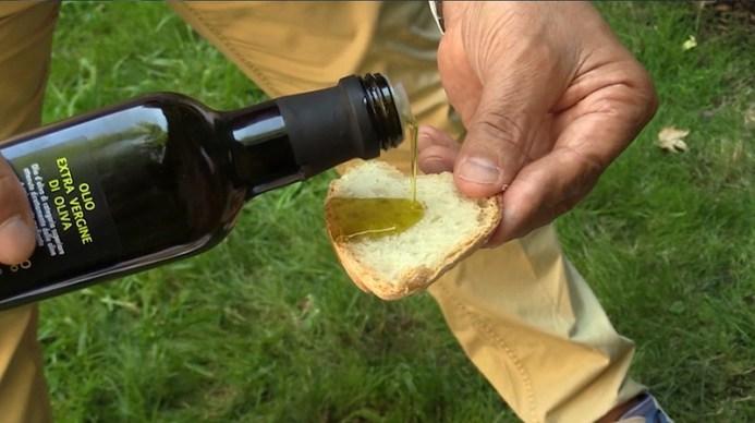 麵包與初榨橄欖油