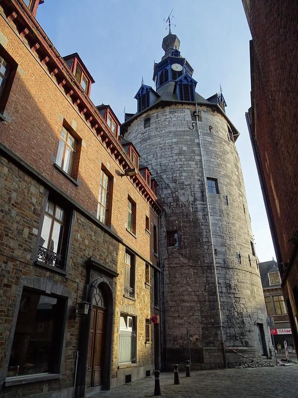 Torre campanario Le beffroi de Namur Belgica 02