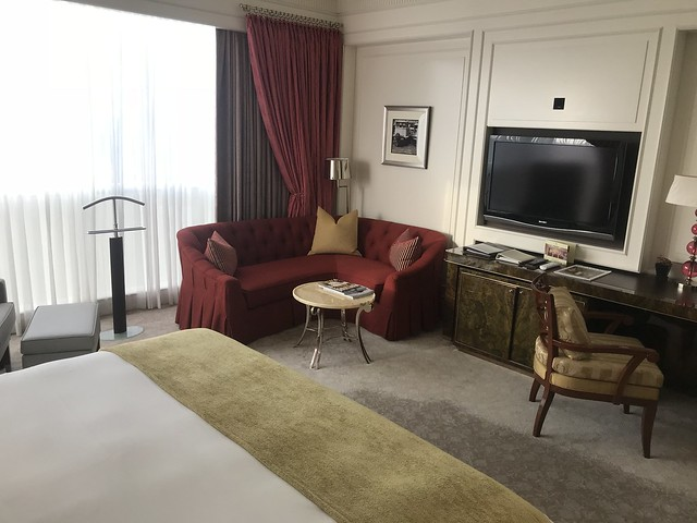 Grand Deluxe Room - St Regis Singapour