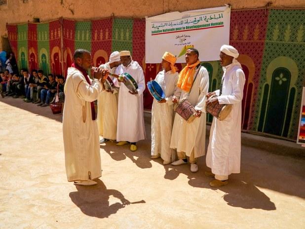 Pueblo de Marruecos