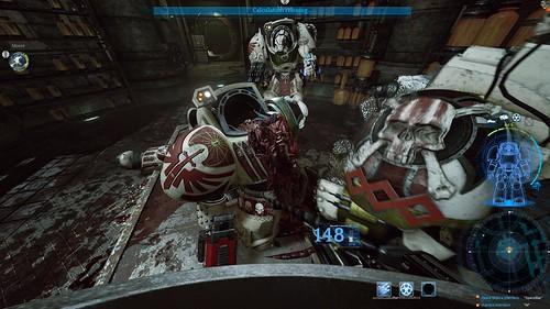 Space Hulk Deathwing - Charco de pretor