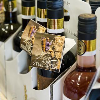 Wein aus Steillagen