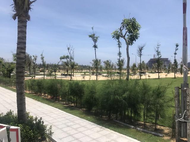 Cập nhật hình ảnh thực tế dự án FLC Luxcity Quy Nhơn ngày 12/5/2018